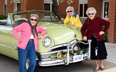 """Long-term PR exemplifies """"how a retirement community ought to be"""""""