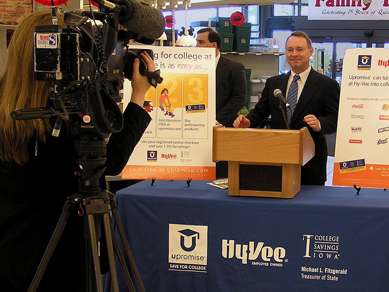 Helping Iowans save for higher education