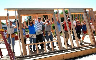 Building PR helps build homes